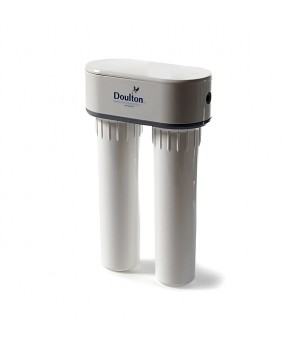 Doulton Duo With Ultracarb & Fluoride Ceramic Filters system DoultonW9380040Doulton