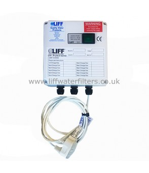Control box for P55n UV system  LIFFBOXASSY55LIFF