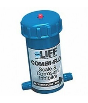 Liff Combi Flo 15mm BWT  polyphosphate scale inhibitor Scale Inhibitors CF15 LIFF