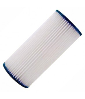 High Flow Pleated Filter 10in 5 Micron LIFFHFPL5LIFF