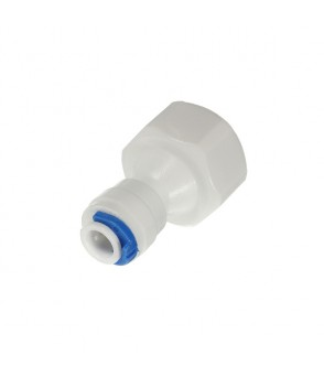 3/8 Inch Push Fit x 3/4 Inch BSP Tap Connector  AccessoriesHBQA-38-34