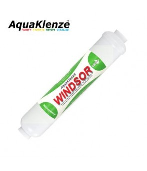 Windsor Inline Water Filter With Scale Kit Bad Taste & OdoursWINDSOR-KDirect Water Filters