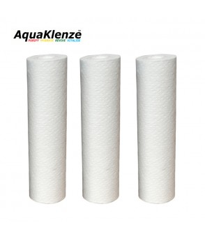 3 Pack 5 Micron Melt-blown Polypropylene Sediment Filter Reverse Osmosis Filters5MSED-PK3Direct Water Filters