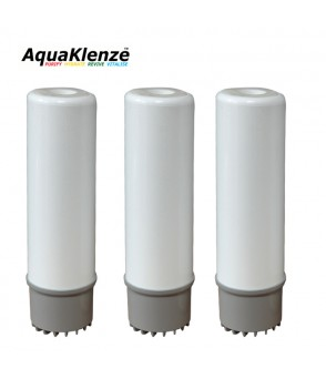 Granular (GAC) Carbon Filter Cartridge 3 Pack Reverse Osmosis FiltersGAC-3Direct Water Filters