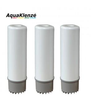 Granular (GAC) Carbon Filter Cartridge 3 Pack Reverse Osmosis FiltersGAC-3Direct Water Filters
