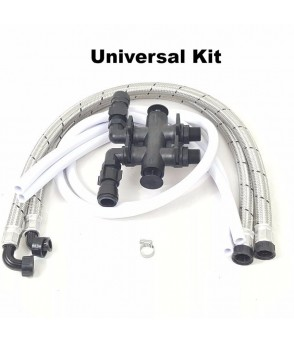 Universal installation kit For Sat Based Softeners Salt Water SofternersMSOFT-UIKDirect Water Filters