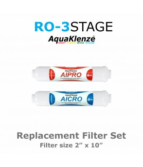 3 Stage Reverse Osmosis Filter Pack Reverse Osmosis FiltersRO-2PACKDirect Water Filters