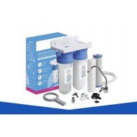 Double Deluxe Drinking Water Filter Systems