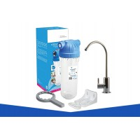 Single Deluxe Drinking Water Filter Systems