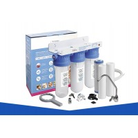 Triple Deluxe Drinking Water Filter System