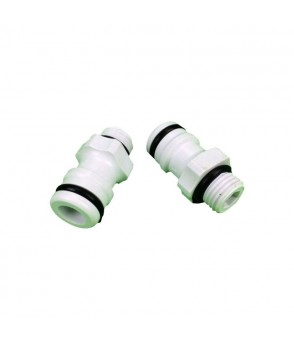2 off 1/4 inch connectors for Quick connect Garden hose  Accessories1-4GARHOSE