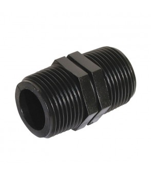 Threaded Filter Housing Nipple Connector 3/4 x 3/4 BSP Accessories3-4BSPNIPDirect Water Filters