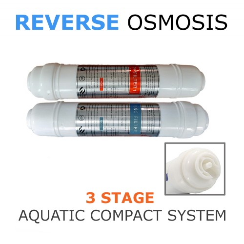 3 Stage Reverse Osmosis Filter Pack