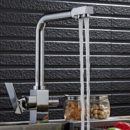 3 Way Kitchen Sink Faucet (Style B)