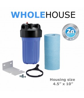 Whole House Water Filtration System  Whole HouseBB10-CB5S-KITEcoCeram