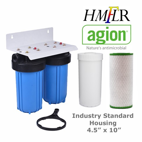 EcoPura WH02 Water Filtration System
