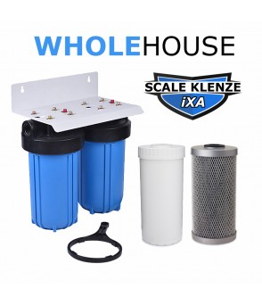 iXA Anti lime scale System BB10 Limecsale/Hard WateriXA-BB10-KITDirect Water Filters