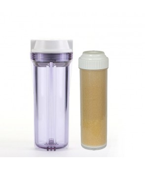 DI Mixed Bed Resin Filter Cartridge and Housing