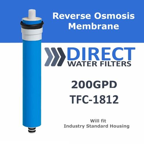 200 GPD  TLC RO Membrane