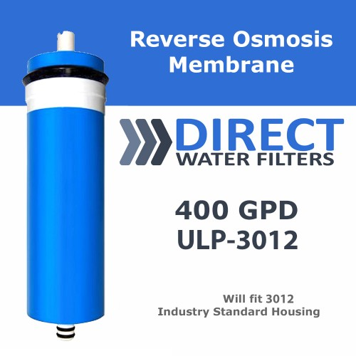 400 GPD Reverse Osmosis RO Membrane for 3012 Housing