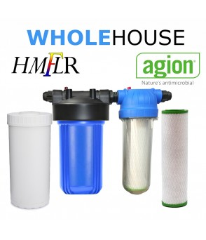 1 Year Whole House Water Filtration System  Whole HouseWH01EcoCeram