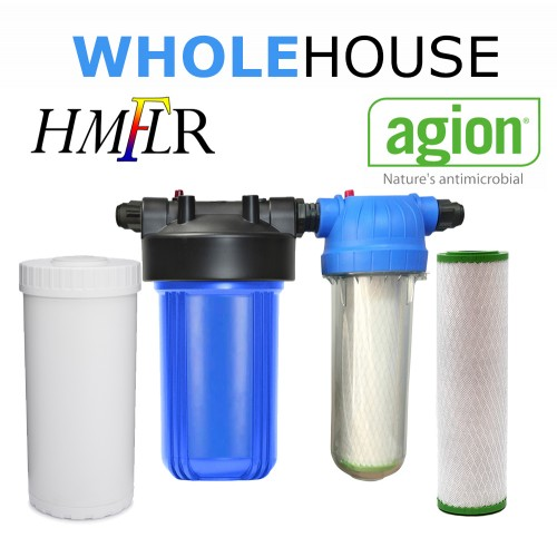EcoPura WH01 Water Filtration System