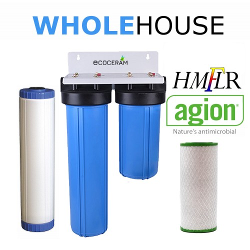 EcoPura WH03 Water Filtration System