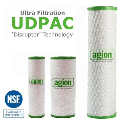 Ultra Disruptor PAC + Nano Filter Cartridge